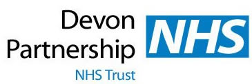 Devon Partnership - NHS Logo